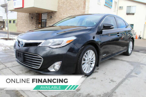 2014 Toyota Avalon Hybrid for sale at K & L Auto Sales in Saint Paul MN