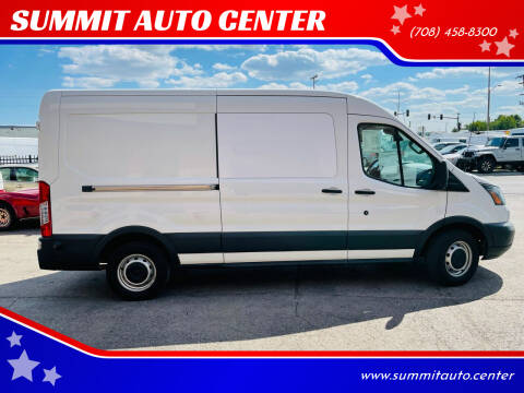 2016 Ford Transit Cargo for sale at SUMMIT AUTO CENTER in Summit IL