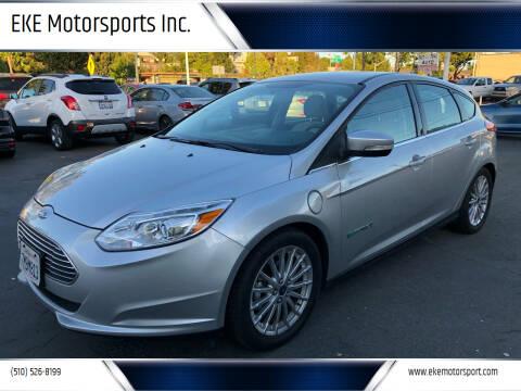 2015 Ford Focus for sale at EKE Motorsports Inc. in El Cerrito CA