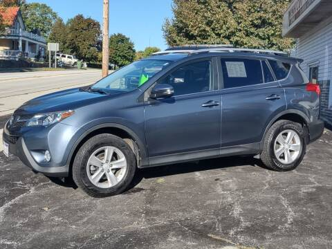 2014 Toyota RAV4 for sale at MISHICOT AUTO SALES LLC in Mishicot WI