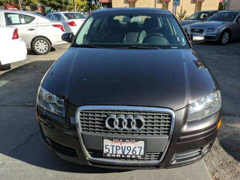 2006 Audi A3 for sale at Auto City in Redwood City CA