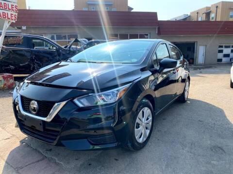 2021 Nissan Versa for sale at ELITE MOTOR CARS OF MIAMI in Miami FL