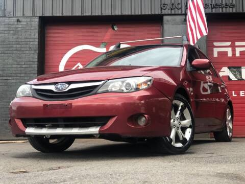 2011 Subaru Impreza for sale at Apple Auto Sales Inc in Camillus NY