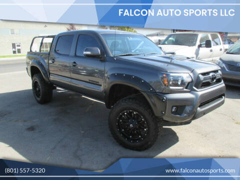 2013 Toyota Tacoma for sale at Falcon Auto Sports LLC in Murray UT