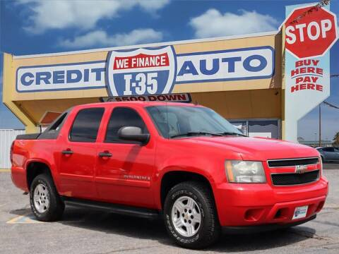 2008 Chevrolet Avalanche for sale at Buy Here Pay Here Lawton.com in Lawton OK