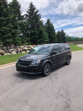 2017 Dodge Grand Caravan for sale at Prime Auto Sales in Rogers MN