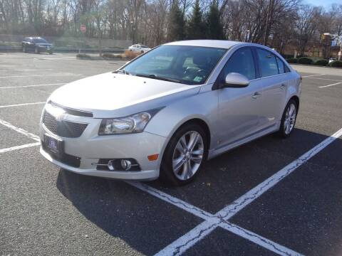2014 Chevrolet Cruze for sale at B&B Auto LLC in Union NJ