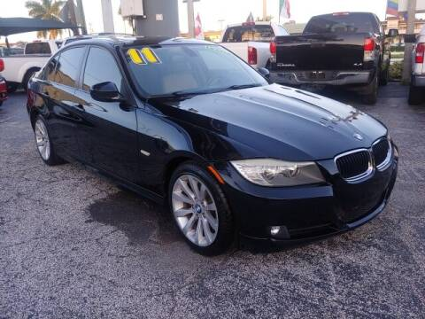 2011 BMW 3 Series for sale at Brascar Auto Sales in Pompano Beach FL