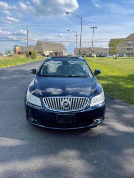 2011 Buick LaCrosse for sale at Right Choice Automotive in Rochester NY