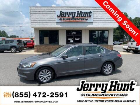 2012 Honda Accord for sale at Jerry Hunt Supercenter in Lexington NC