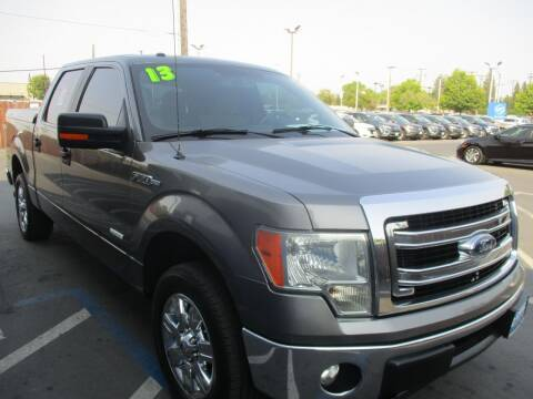 2013 Ford F-150 for sale at Choice Auto & Truck in Sacramento CA