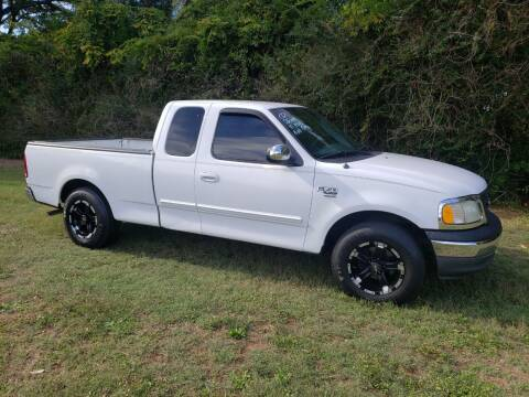2002 Ford F-150 for sale at A-1 Auto Sales in Anderson SC