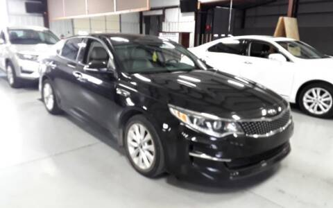 2016 Kia Optima for sale at Auto Solutions in Maryville TN