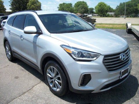 2017 Hyundai Santa Fe for sale at USED CAR FACTORY in Janesville WI