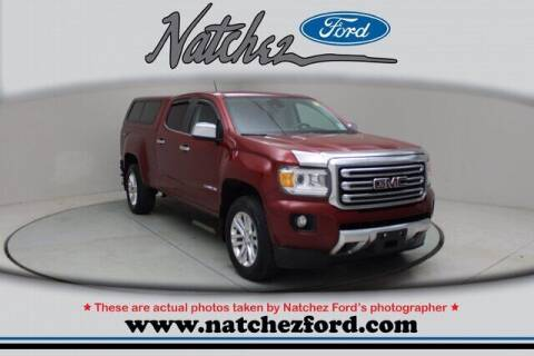 2017 GMC Canyon for sale at Auto Group South - Natchez Ford Lincoln in Natchez MS