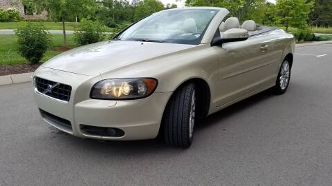 2008 Volvo C70 for sale at G T Auto Group in Goodlettsville TN