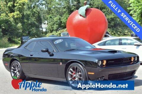 2020 Dodge Challenger for sale at APPLE HONDA in Riverhead NY