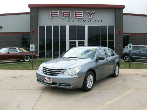 2008 Chrysler Sebring for sale at Frey Automotive in Muskego WI