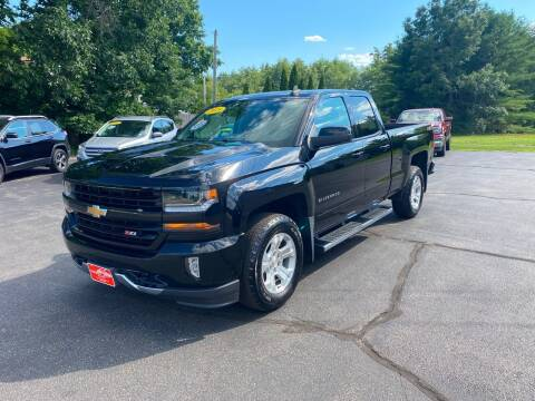 2018 Chevrolet Silverado 1500 for sale at Glen's Auto Sales in Fremont NH