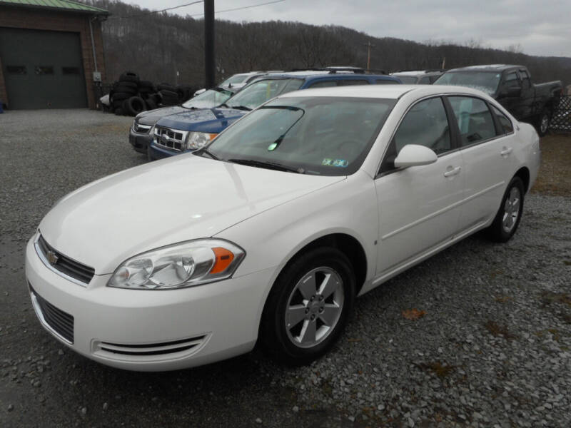 2008 Chevrolet Impala for sale at Sleepy Hollow Motors in New Eagle PA