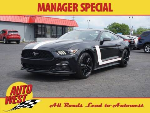 2015 Ford Mustang for sale at Autowest of GR in Grand Rapids MI