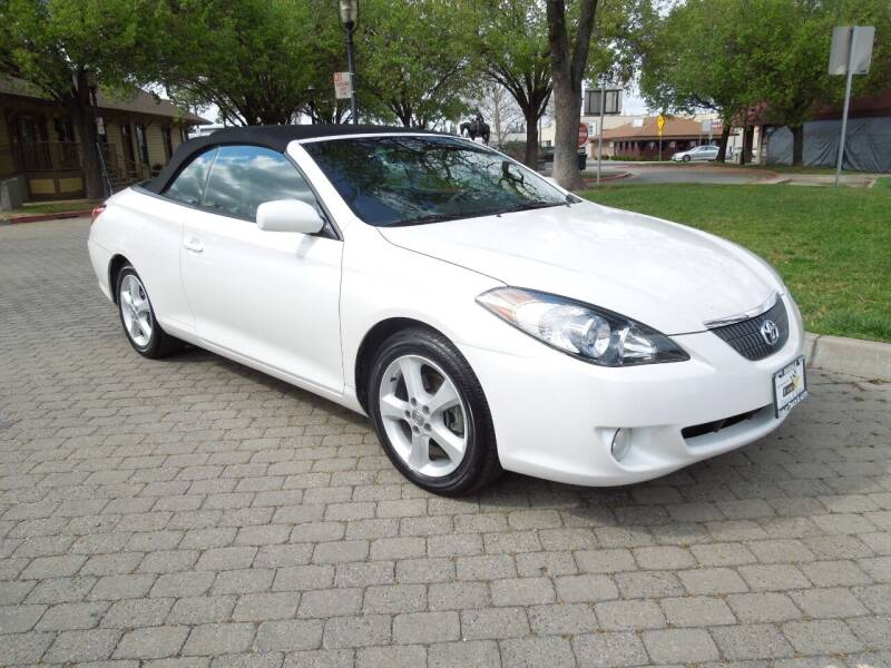 2005 Toyota Camry Solara for sale at Family Truck and Auto.com in Oakdale CA