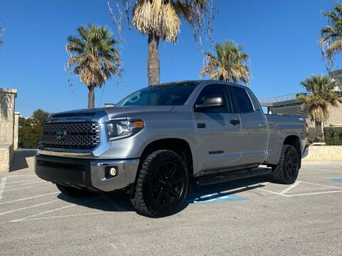 2019 Toyota Tundra for sale at Motorcars Group Management - Bud Johnson Motor Co in San Antonio TX