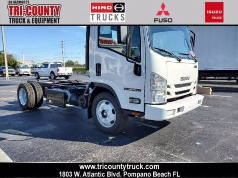 2021 Isuzu NPR for sale at TRUCKS BY BROOKS in Pompano Beach FL