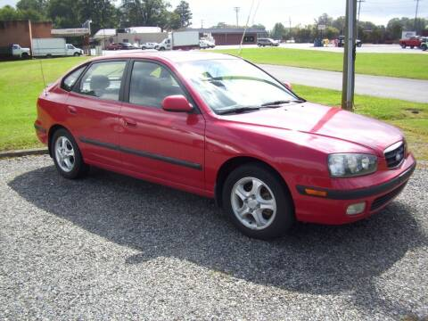 2003 Hyundai Elantra for sale at Horton's Auto Sales in Rural Hall NC