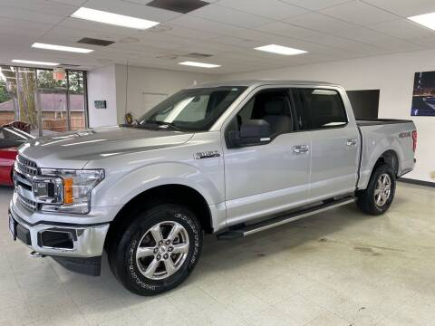 2018 Ford F-150 for sale at Used Car Outlet in Bloomington IL
