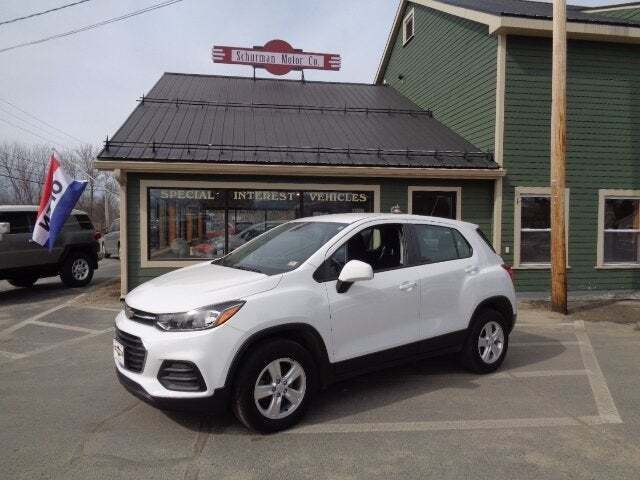 2018 Chevrolet Trax for sale at SCHURMAN MOTOR COMPANY in Lancaster NH