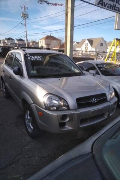 2006 Hyundai Tucson for sale at Bob Luongo's Auto Sales in Fall River MA