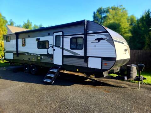2021 Heartland Trail Runner 30' for sale at Flying Wheels in Danville NH
