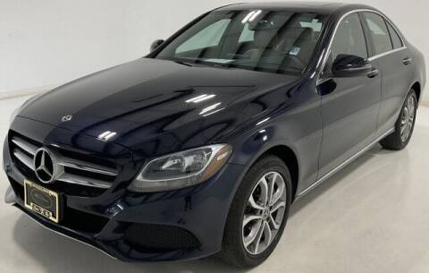 2018 Mercedes-Benz C-Class for sale at Cars R Us in Indianapolis IN