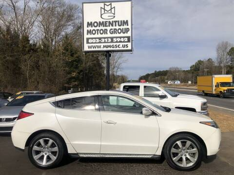2010 Acura ZDX for sale at Momentum Motor Group in Lancaster SC