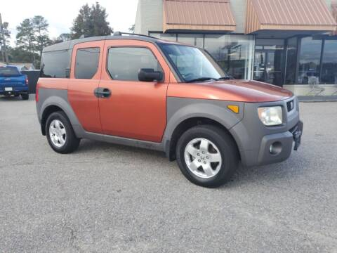 2003 Honda Element for sale at Ron's Used Cars in Sumter SC