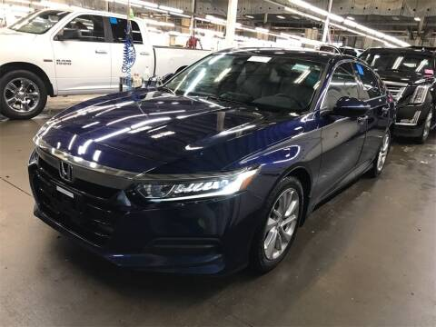 2018 Honda Accord for sale at Florida Fine Cars - West Palm Beach in West Palm Beach FL