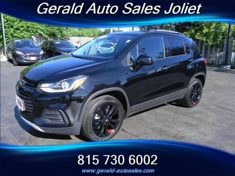 2018 Chevrolet Trax for sale at Gerald Auto Sales in Joliet IL
