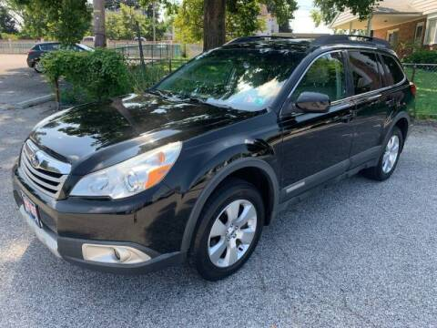 2012 Subaru Outback for sale at On The Circuit Cars & Trucks in York PA