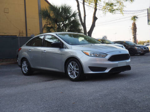 2016 Ford Focus for sale at Winter Park Auto Mall in Orlando FL
