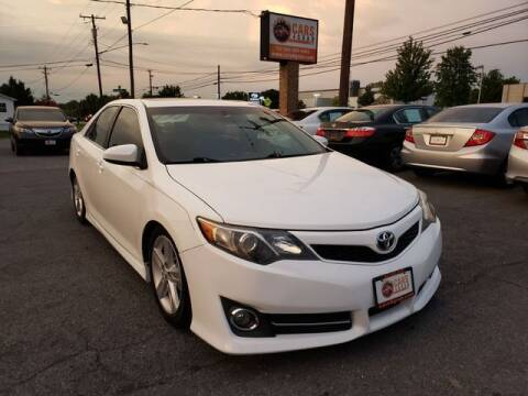 2012 Toyota Camry for sale at Cars 4 Grab in Winchester VA