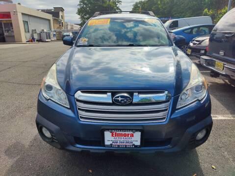 2013 Subaru Outback for sale at Elmora Auto Sales in Elizabeth NJ
