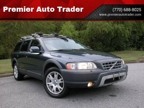 2007 Volvo XC70 for sale at Premier Auto Trader in Alpharetta GA