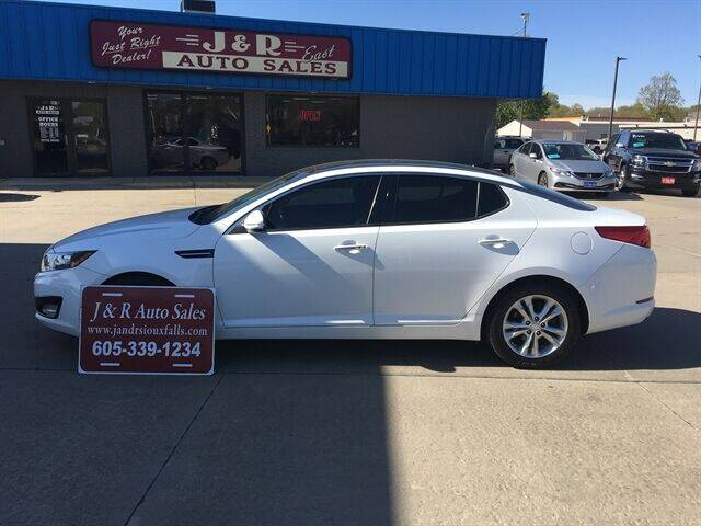 2013 Kia Optima for sale in Sioux Falls, SD