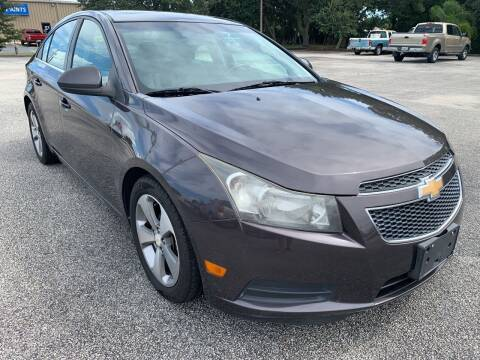 2011 Chevrolet Cruze for sale at The Car Connection Inc. in Palm Bay FL