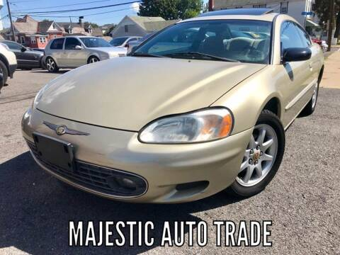 2001 Chrysler Sebring for sale at Majestic Auto Trade in Easton PA