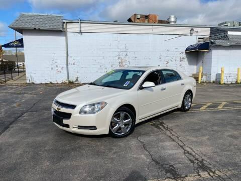 2012 Chevrolet Malibu for sale at Santa Motors Inc in Rochester NY