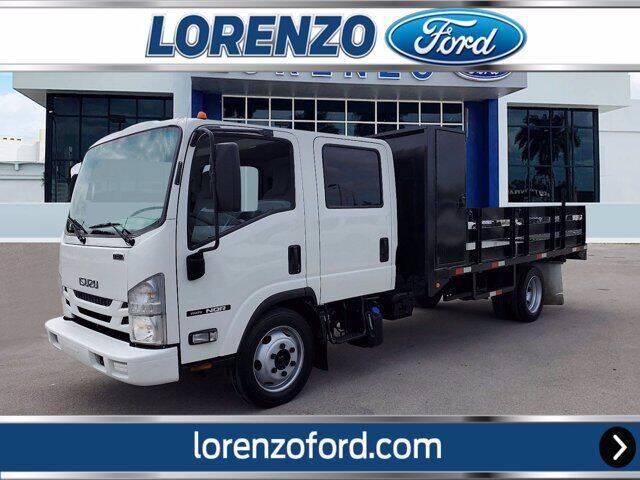 2016 Isuzu NQR for sale at Lorenzo Ford in Homestead FL