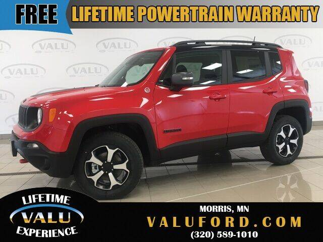 2021 Jeep Renegade for sale in Morris, MN