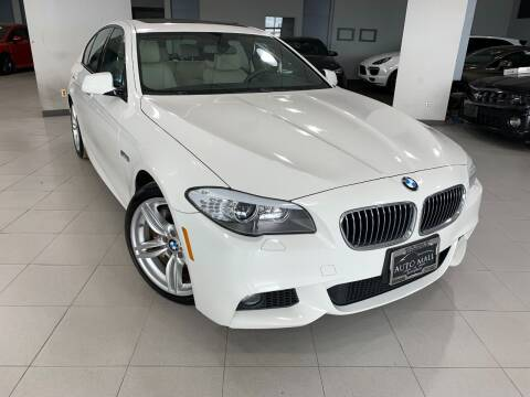 2013 BMW 5 Series for sale at Auto Mall of Springfield in Springfield IL